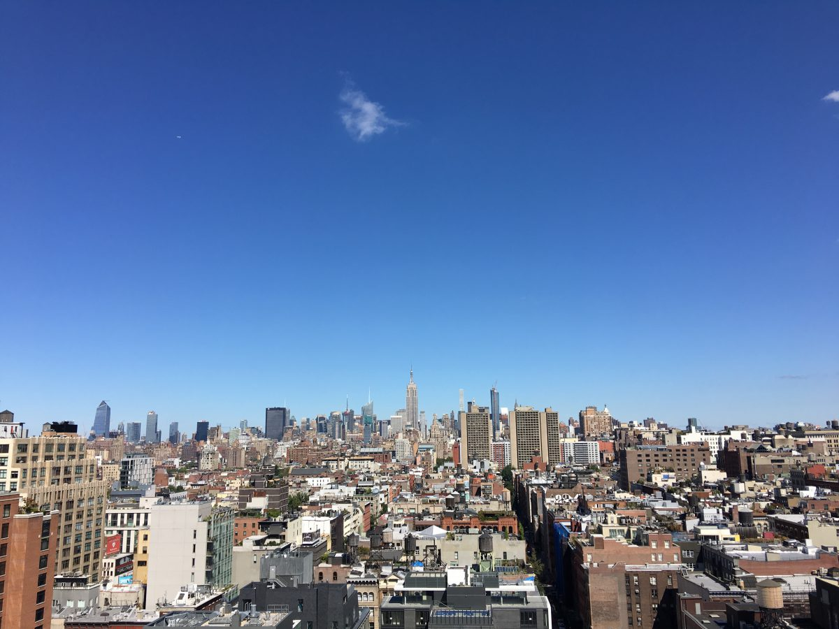 RewardStock User (and Employee) Saves $1,250 on Trip to New York City