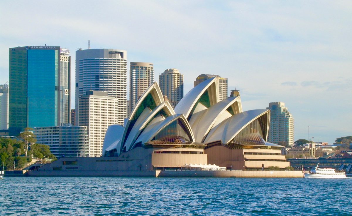 User Success Story: An Epic Honeymoon to Australia