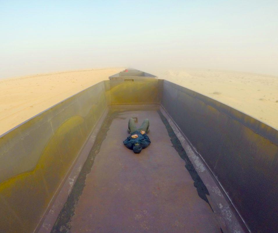 Mauritania's Iron Ore Train