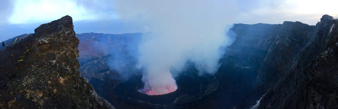 Congo's Nyiragongo Volcano